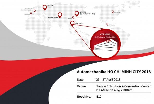 Automechanika Ho Chi Minh City 2018